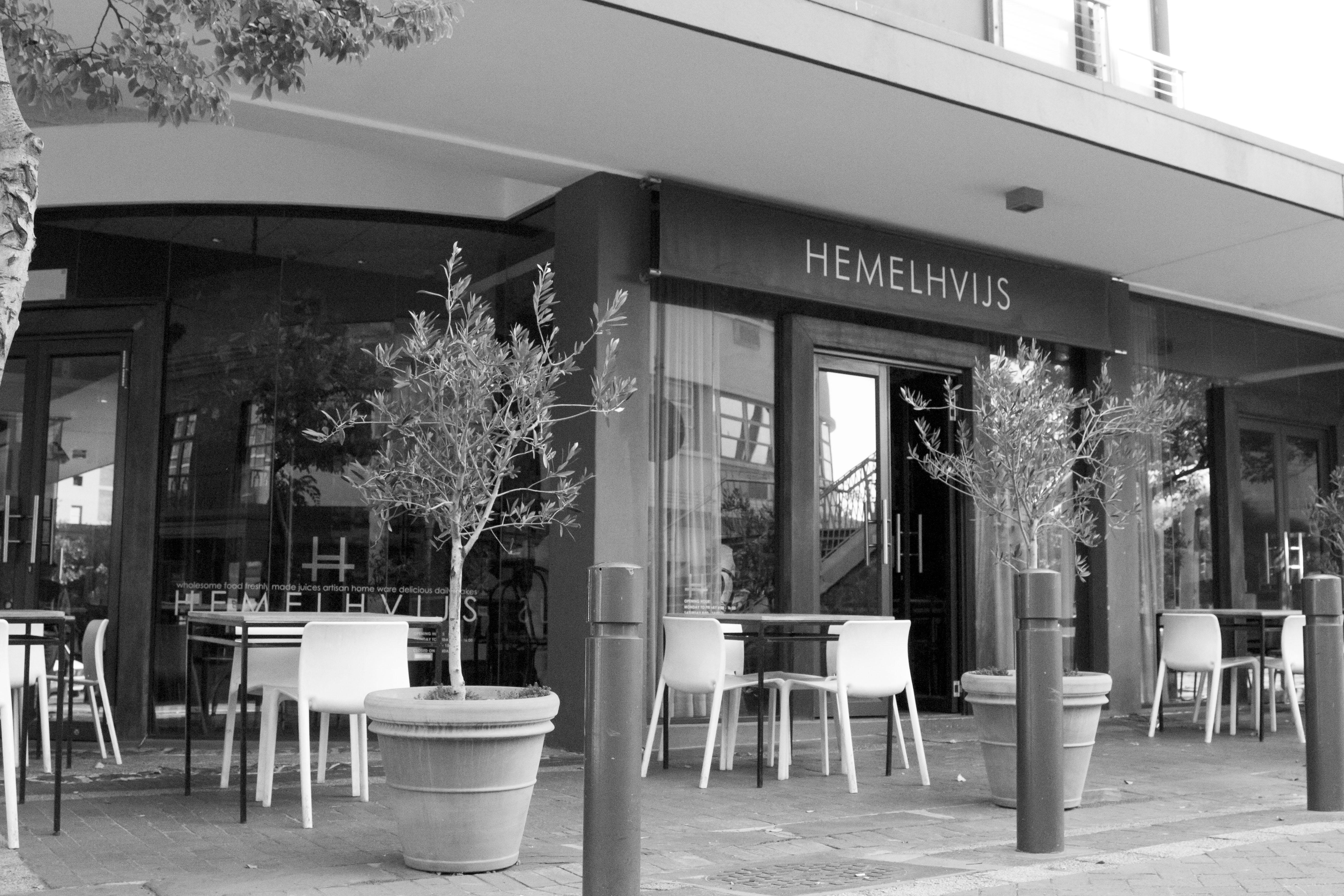 Hemelhuijs Eggs Benedict