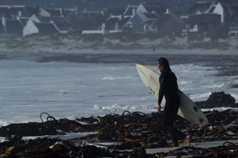 Surfs Up Spring Tide Cape Town