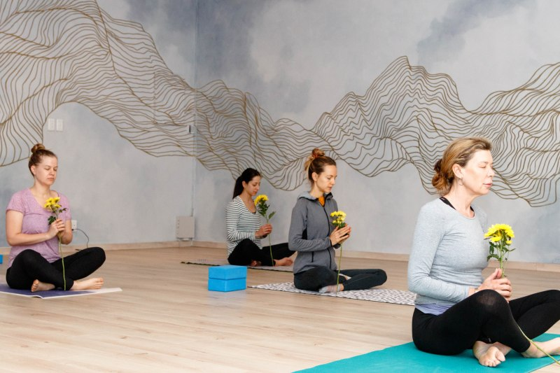 A powerful, tranquil space | The Yoga Room
