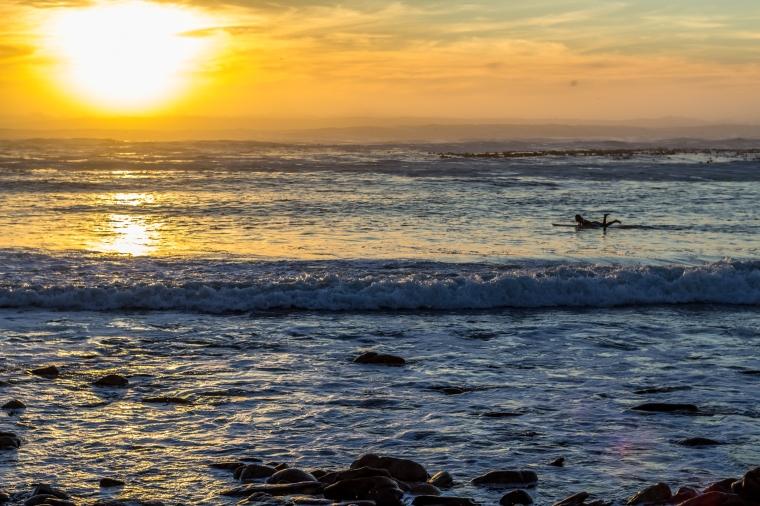 Sunset Surf Bloggerinspo