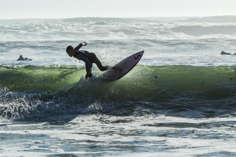Cape Town Surf by Tarryn Hardwicke
