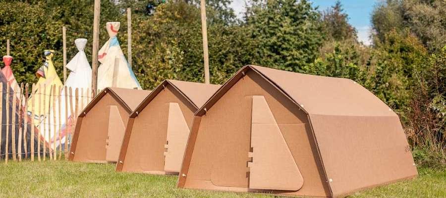 Cardboard Village - Boom Festival 2018